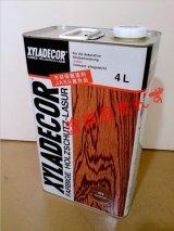 【業務用】大阪ガスケミカル キシラデコール 4リットル缶